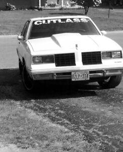 1981 Cutlass Supreme