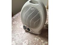 Elpine heater with hinary life style iron