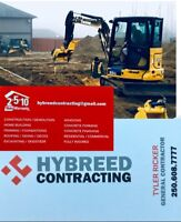 Hybreed Contracting
