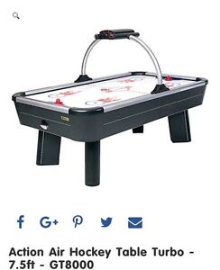 7.5 ft air hockey table  MAKe offer Rutherford Maitland Area Preview