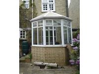 Beautiful high quality conservatory DISMANTLED PROFESSIONALLY