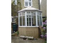 High quality Victorian style conservatory, professionally dismantled