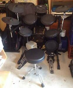 Legacy DD506 Electronic Drum Kit Newcastle Newcastle Area Preview
