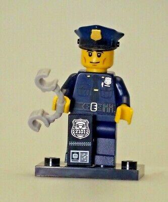 Lego Minifigure Series 9 Policeman  - Loose, Complete
