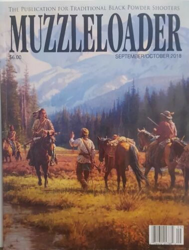 Muzzleloader September October 2018 guns hunting FREE SHIPPI