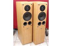 Eltax symphony 6.2 floor standing speakers
