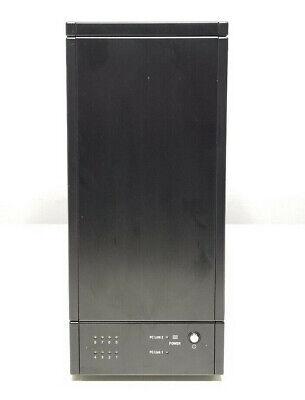 SansDigital TowerRAID TR8M-B 8-Bay eSATA Port Multiplier JBOD Enclosure