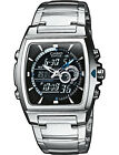 Casio Edifice Men's Analog & Digital Wristwatches