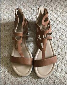 NEW Gladiator style sandals