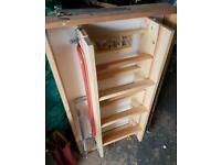 Loft Hatch with Ladder and Handrail