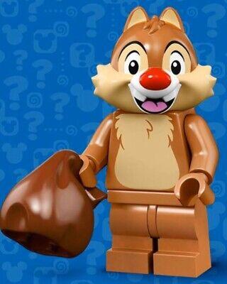LEGO DALE CHIPMUNK MINIFIGURE THE DISNEY MINIFIGURES SERIES 2 - 71024 # 8