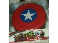 New Avengers Soap On A Rope