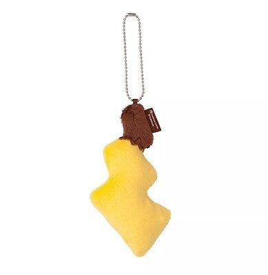 Pikachu Tail (Pokemon Center Original Pikachu Tail Plush Mascot Key chain Male)