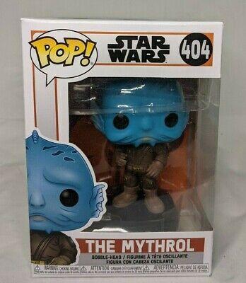 Funko Pop Star Wars Mandalorian The Mythrol #404-protector