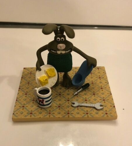 Wallace And Gromit Figure, Ware Rabbit