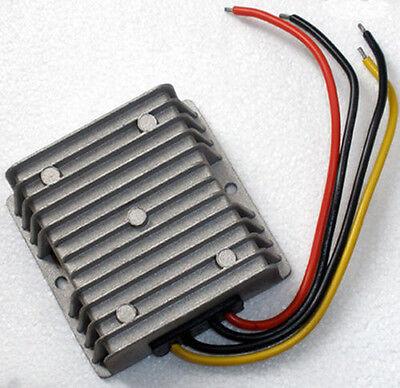 Dc Voltage Stabilizer 8-40v To 12v 10a 120w Power Supply Regulator Waterproof Up