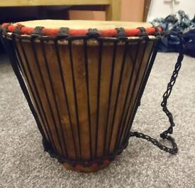 DRUM - Genuine handcrafted African Djembe