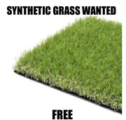 Wanted  artificial grass  Blakeview Playford Area Preview