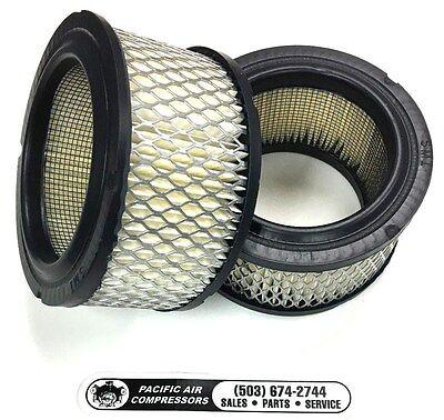 2 Pack - Industrial Air 019-0023 Air Filter Element 2 Micron Air Compressor