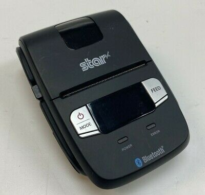 Star Micronics Mobile Printer Sm-l200-ub40 Portable Thermal Bluetooth