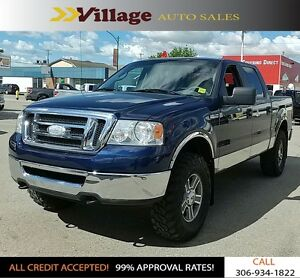 2007 Ford F-150 XLT 4X4, Air Conditioning, Cd/Mp3 Player, Cru...