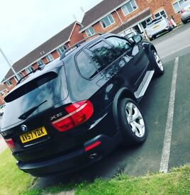 BMW X5 3.0 diesel 232bhp lots of extras must see!!