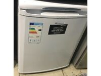 HOTPOINT Future white small fridge under counter £65 free delivery good condition