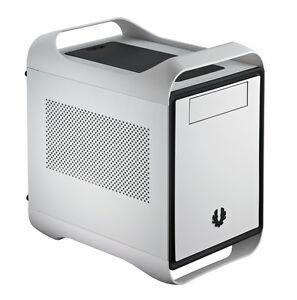 BitFenix Prodigy PC System Build Mini ITX Gaming HTPC SFF Small Case - White