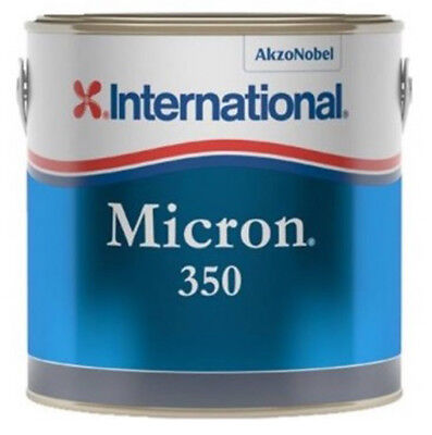 INTERNATIONAL MICRON 350 ANTIFOULING 2.5L BOAT YACHT PAINT