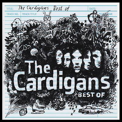 CARDIGANS - BEST OF THE CARDIGANS CD Album ~ 90's INDIE AMBIENT POP / ROCK