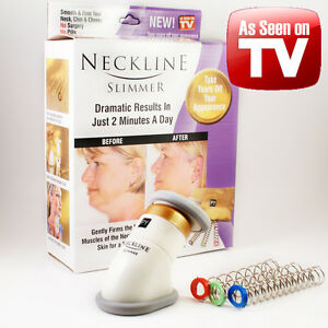 As Seen On TV PY Neckline Slimmer Double Chin & Neck Line Reducer USA FREE SHIP!