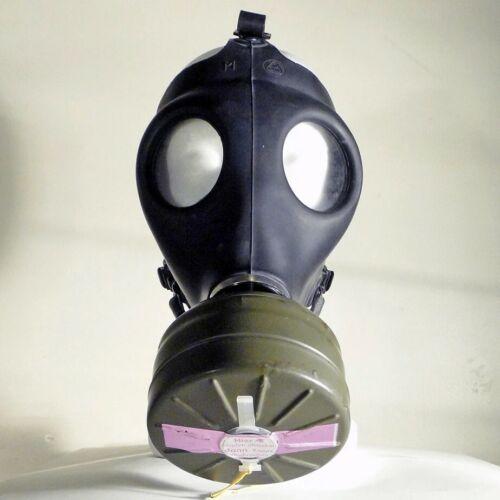 Drager Simplex Model Gas Mask, German, Israeli