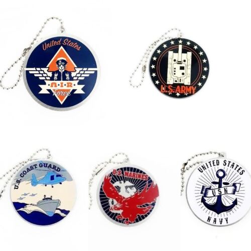Salute Your Troops Travel Tag Set