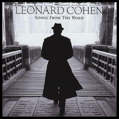 Leonard Cohen   Songs From The Road Cd   Avalance Suzanne Hallelujah Folk  New