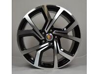 "18"" Clubsport Style Wheels & Tyres for a VW Polo, Seat Ibiza, Skoda Fabia Etc"