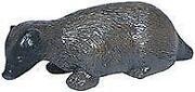 Badger Garden Ornament