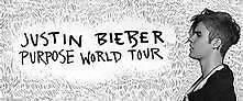 Justin Bieber A Reserve Ticket : Sydney : 15 March 2017 Sydney City Inner Sydney Preview