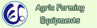 Agric Farming Equipments