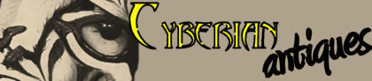 Cyberian Antiques Art Collectibles