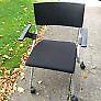 Sedus office chairs on castors