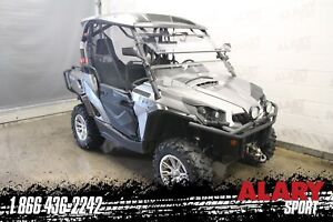 2012 Can-Am CAN-AM COMMANDER 1000 XT GRIS