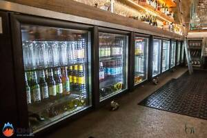 COMMERCIAL BACK BAR REFRIGERATION