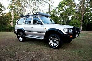 1994 Toyota LandCruiser Wagon GXL 4x4 - 8 seats Southside Gympie Area Preview
