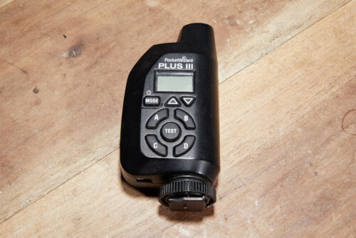 PocketWizard 801-131 Plus III Transceiver (BLACK)