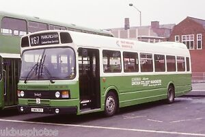 East Midland VWA36Y Bus Photo ref 273