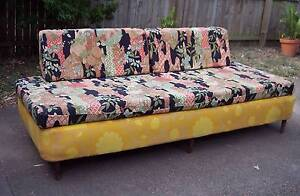 Fantastic RETRO 70's DAY BED - already mostly re-covered! Darra Brisbane South West Preview