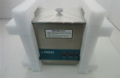 New Crest Cp500d Professional Ultrasonic Cleaner - No Basket