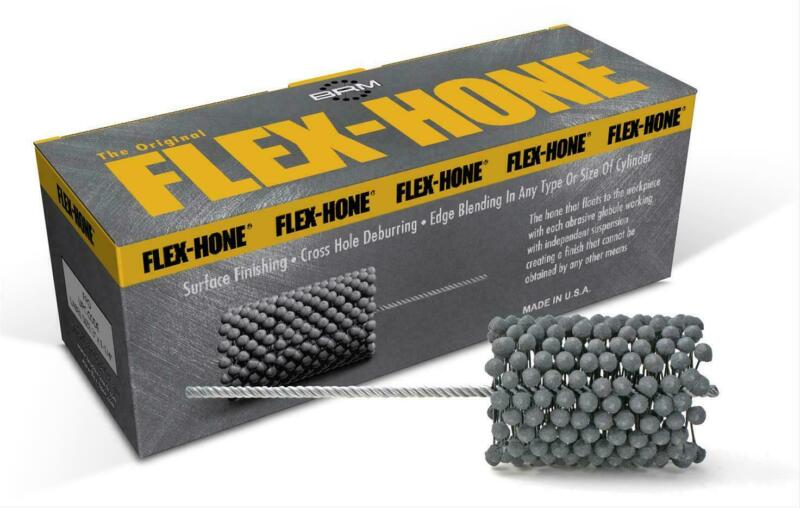 "NEW 4-1/8"" 240 grit Flexible Cylinder Flex Hone Bore Diameter Ball Engine"