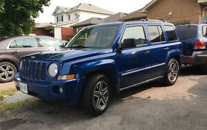 2009 Jeep Patriot (Limited Edition)