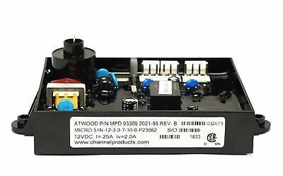50A 120//240V Surge Guard 44290 Portable Surge Protector